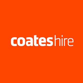 Meet Major Partner, Coates Hire